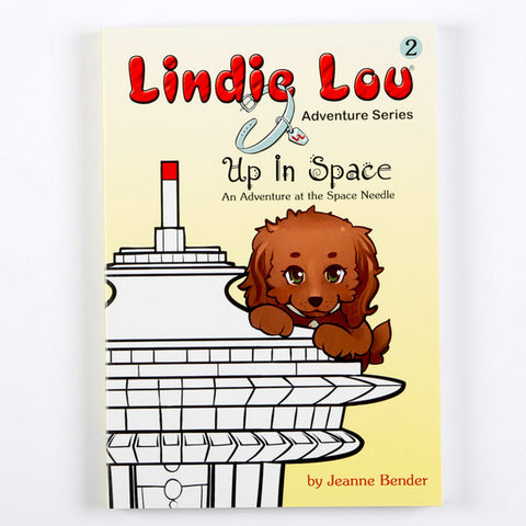 Lindie Lou: Up in Space
