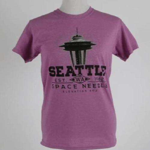 Space Needle Promo Tee