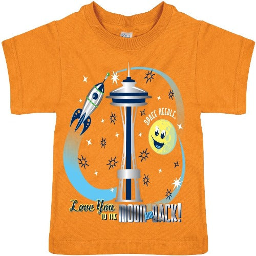 Moon and Back Toddler Tee