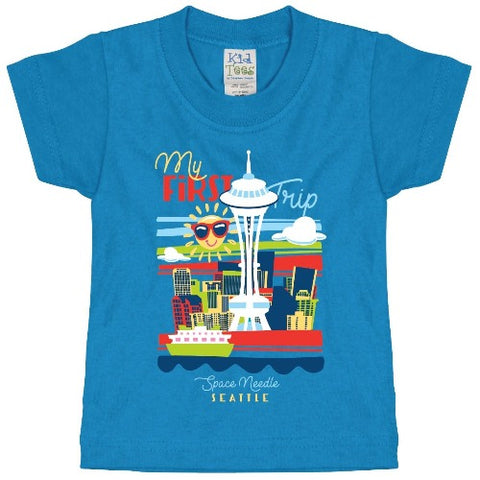 My First Trip Toddler Tee