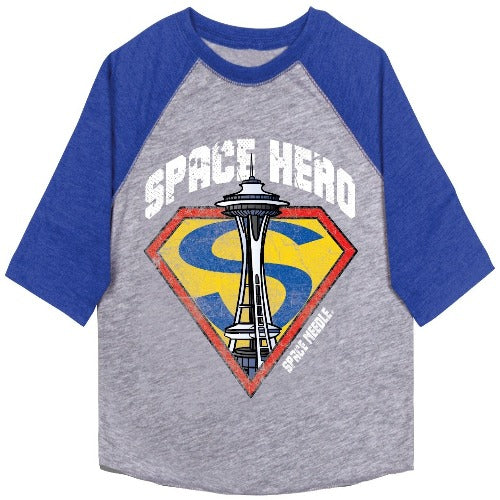 Space Hero Toddler Tee