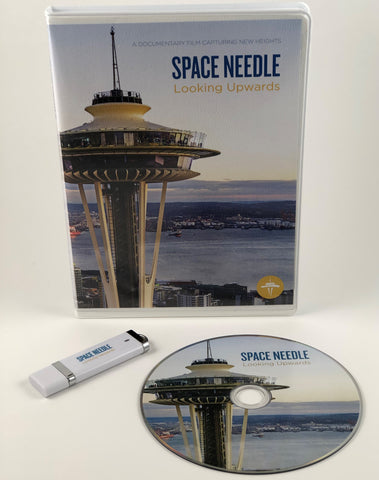 Space Needle DVD