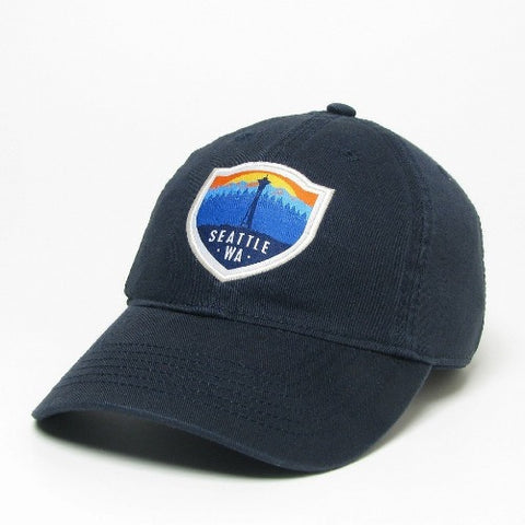 Seattle Patch Youth Baseball Cap