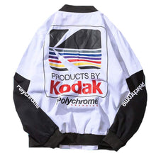 Load image into Gallery viewer, Bomber Jacket Kodak Jackets