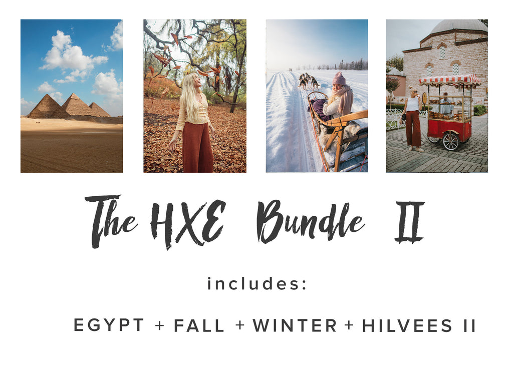 HXE Desktop Bundle II