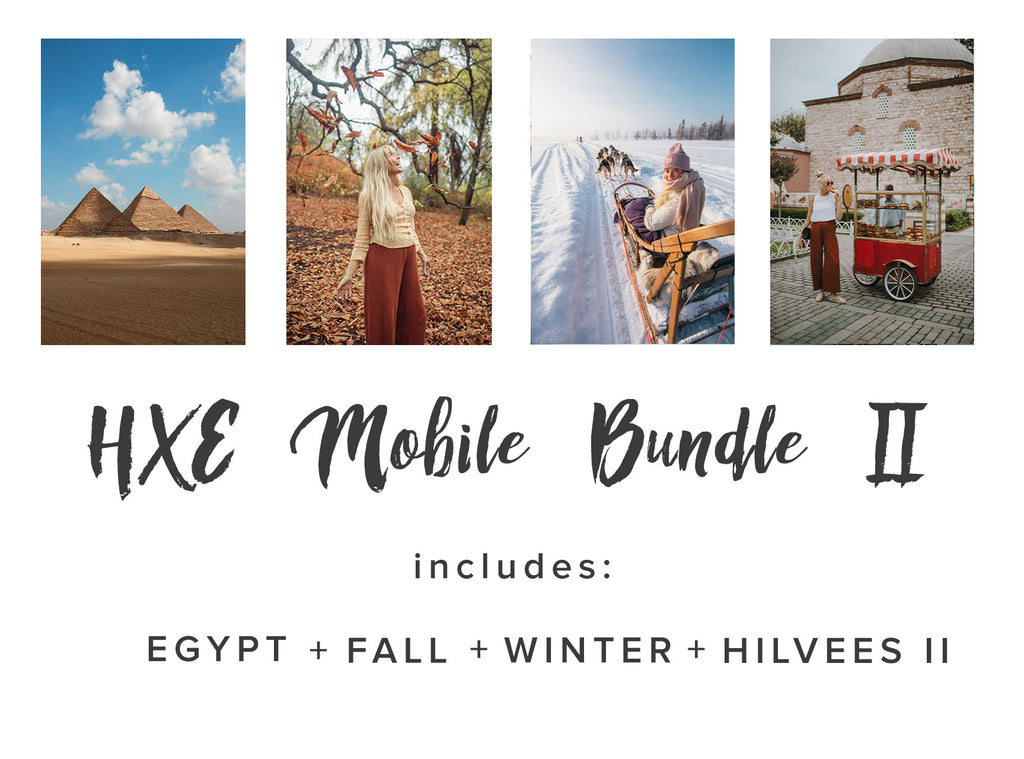 HXE Mobile Bundle II