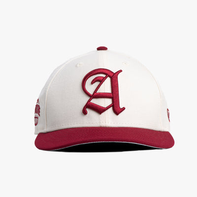 ARMOIRE / New Era Low Profile 59FIFTY Fitted Hat ARMY FACULTY - Cardinal