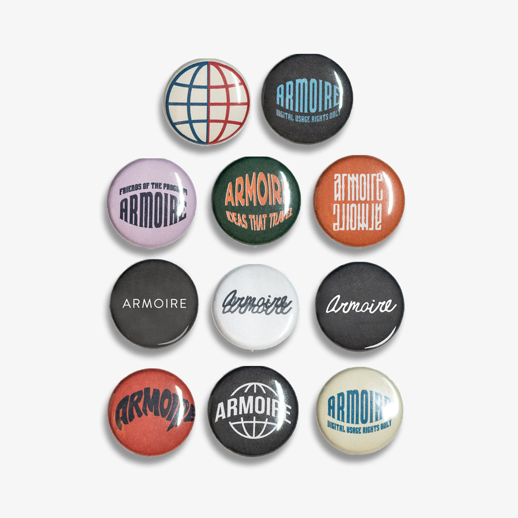 CITY SERIES PINS
