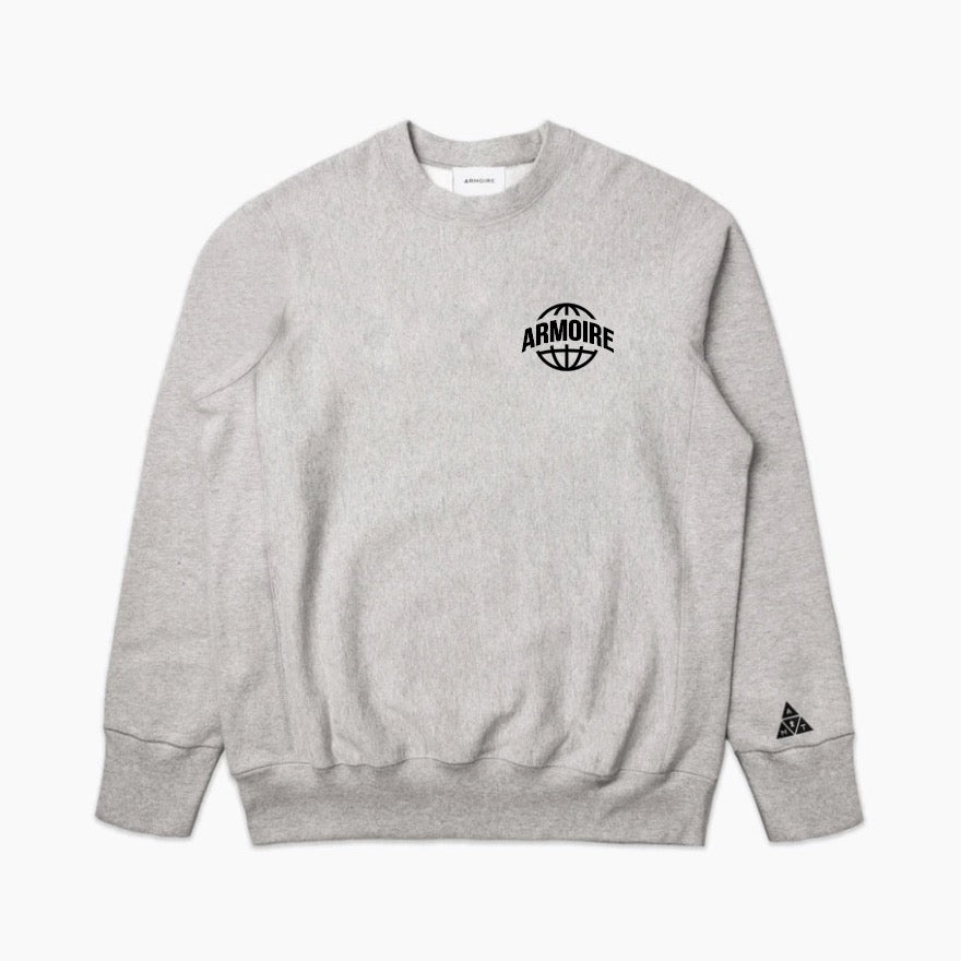 ARMOIRE WORLD CREWNECK