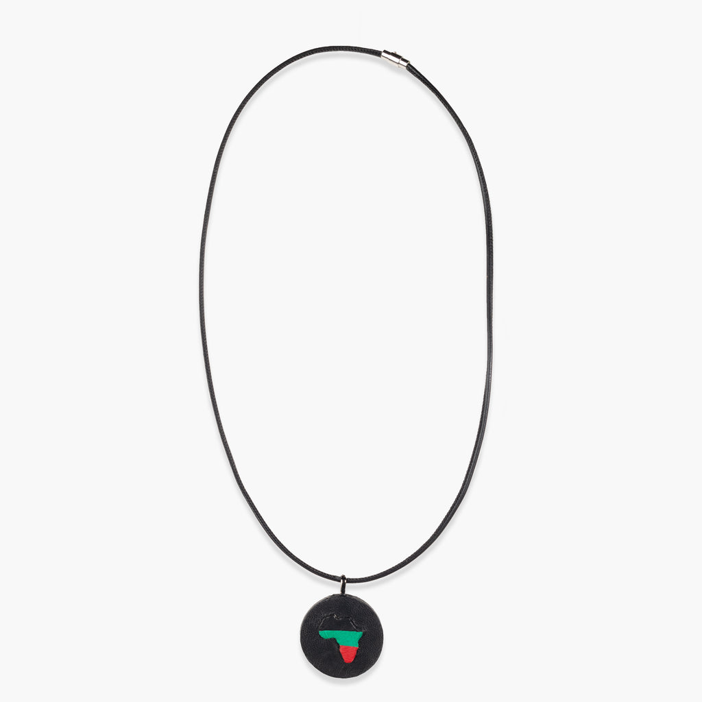 ARMOIRE BACK TO AFRICA NECKLACE RBG