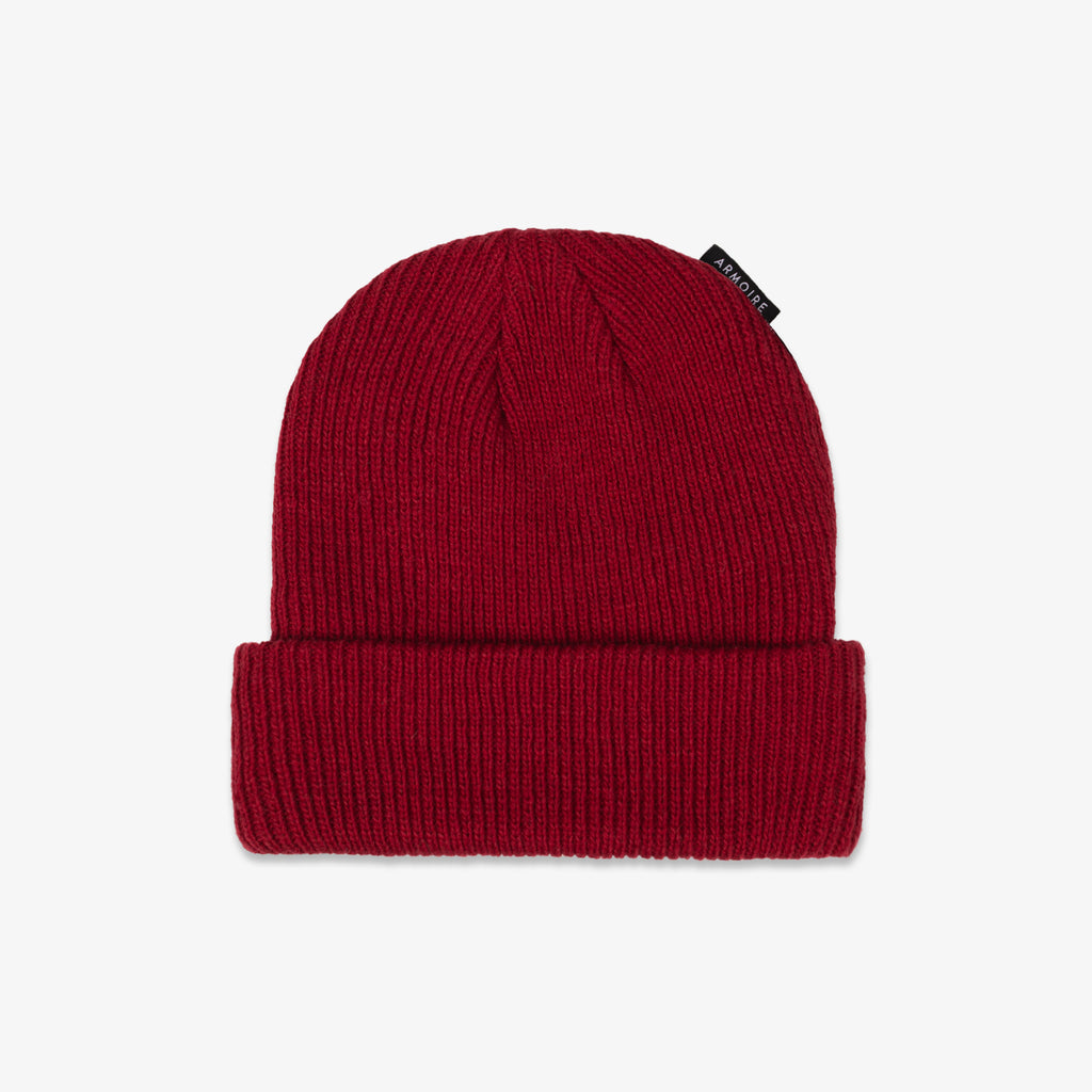 IDEAS THAT TRAVEL TUQUE IN MERINO WOOL