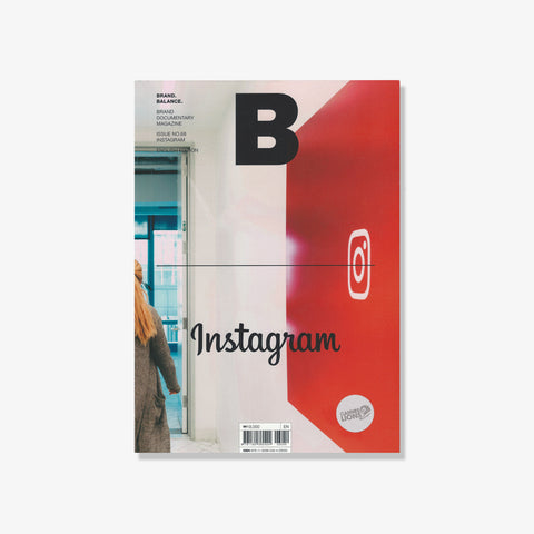 MAGAZINE B ISSUE No.68 INSTAGRAM