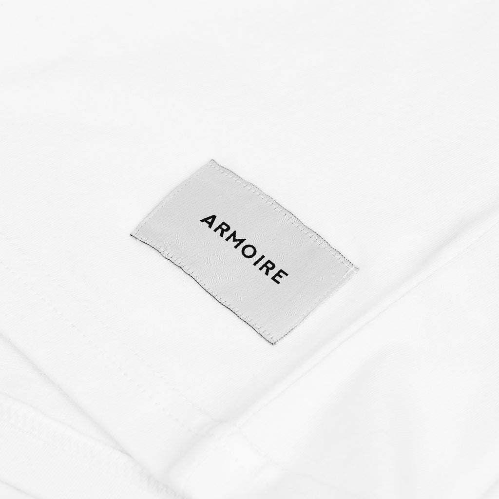 ARMOIRE STATMENT LOGO TEE