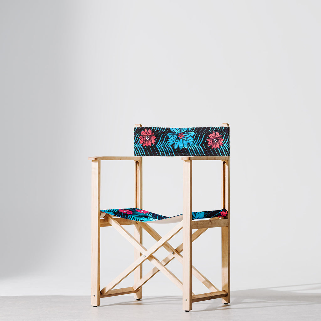 ARMOIRE CREATIVE DIRECTOR CHAIR - African Edition