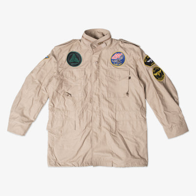 ARMOIRE X ALPHA INDUSTRIES M-65 FIELD COAT