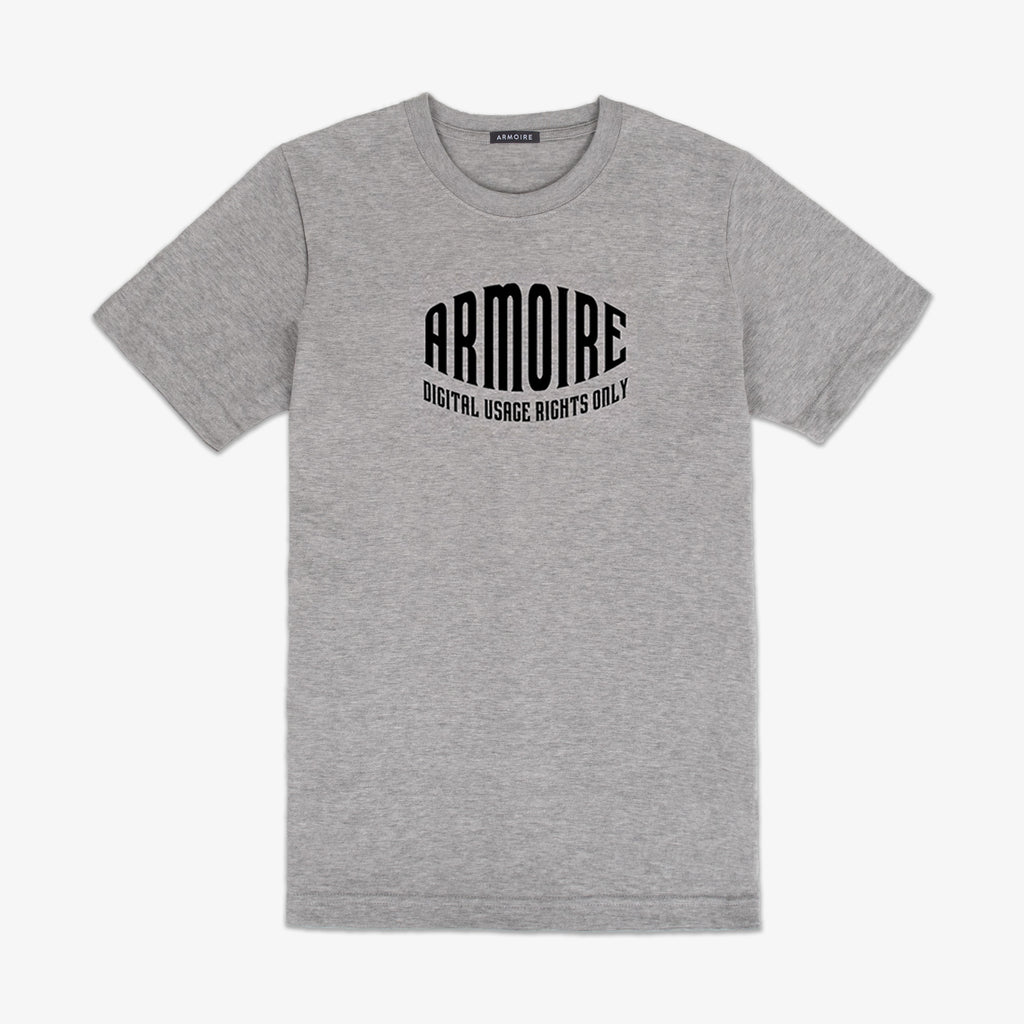 ARMOIRE DIGITAL USAGE ONLY TEE