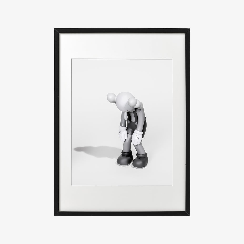 "ARMOIRE'S ""ART of ART"" SERIES FEATURING PHOTOGRAPHS OF KAWS SMALL LIE FIGURES"