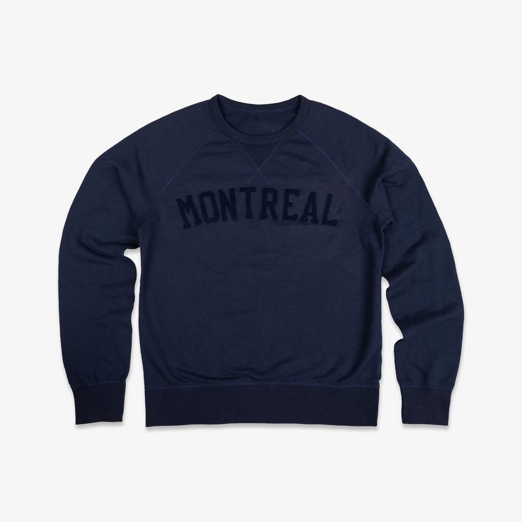 ARMOIRE MONTREAL LOVES YOU SWEATER