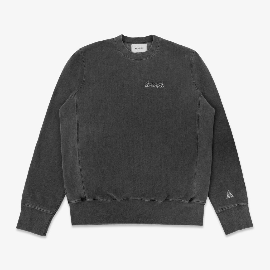 TWICE AS HARD Crewneck