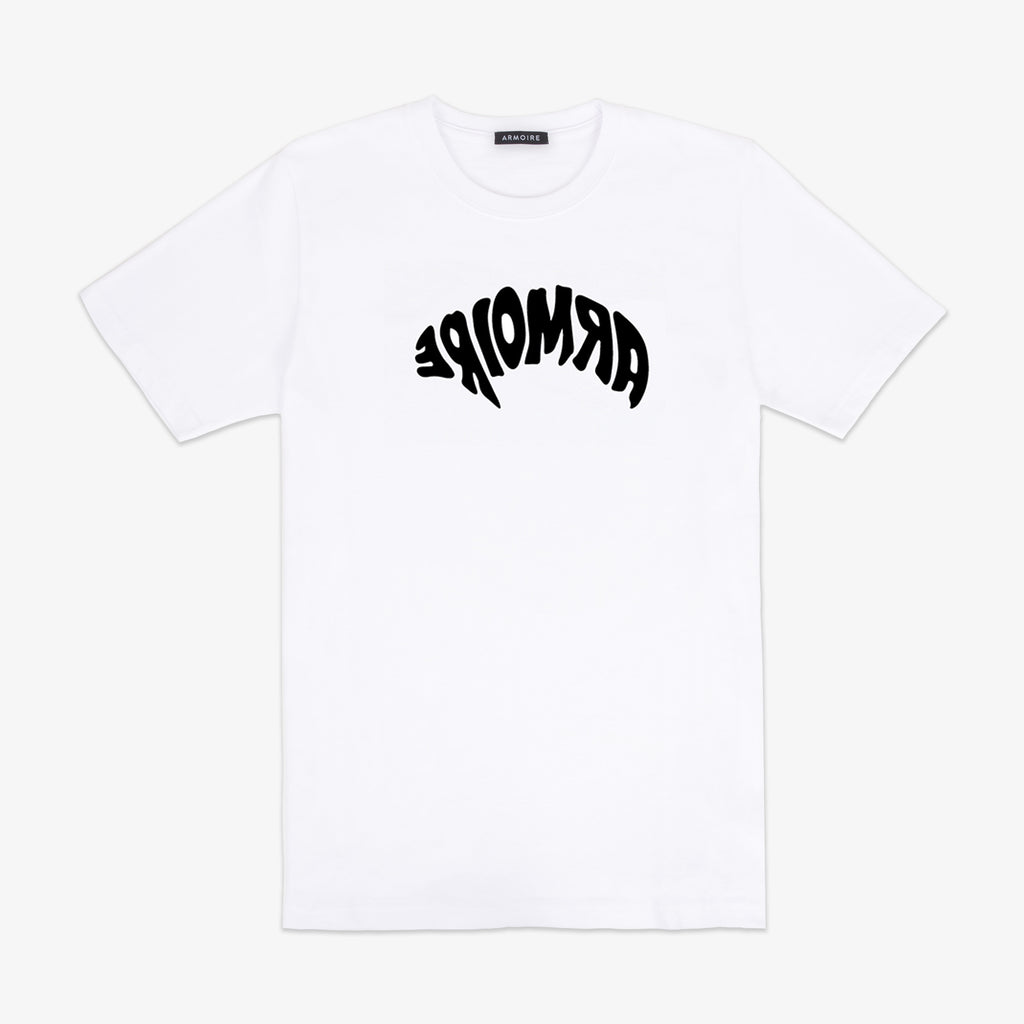 ARMOIRE DIGITAL USAGE LOGO TEE