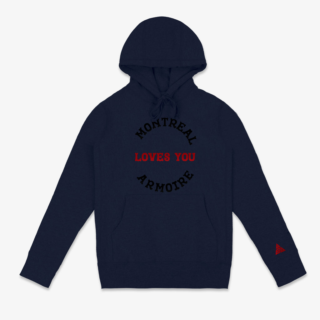 MONTREAL LOVES YOU SWEATER