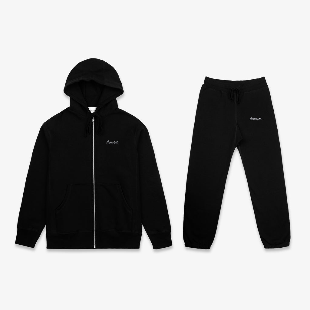 HOMEBODY ZIP-UP HOODIE