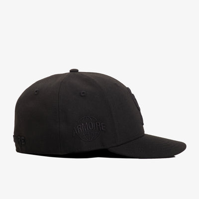ARMOIRE / New Era Low Profile 59FIFTY ARMY FACULTY Fitted Hat - Blackout