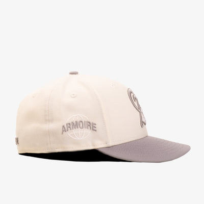 ARMOIRE / New Era Low Profile 59FIFTY ARMY FACULTY Fitted Hat - Grey