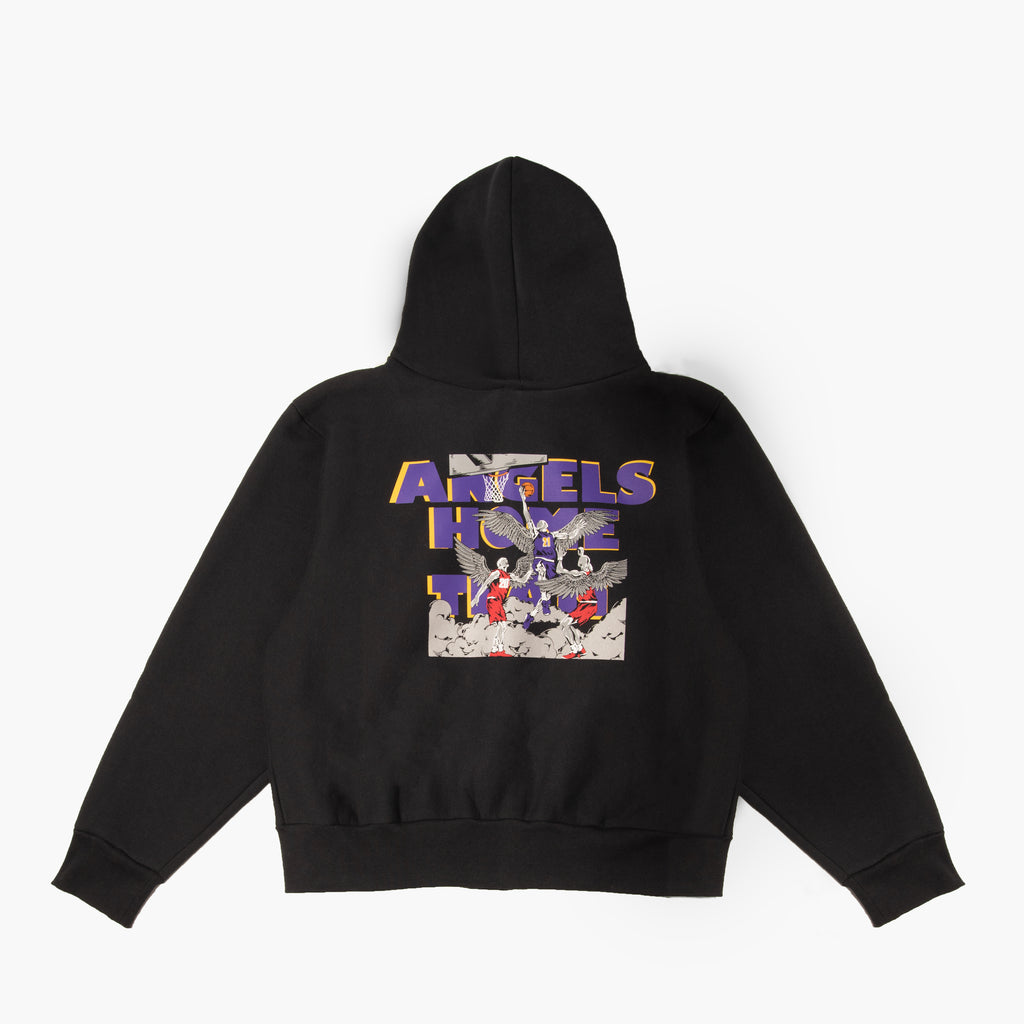 ANGEL ZIP UP