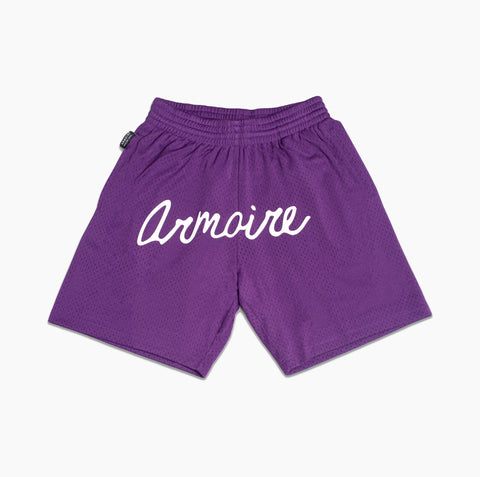 Mitchell And Ness X ARMOIRE Mesh Short