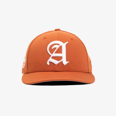 ARMOIRE / New Era Low Profile 59FIFTY ARMY FACULTY Fitted Hat - Rust