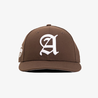 ARMOIRE / New Era Low Profile 59FIFTY ARMY FACULTY Fitted Hat - Walnut