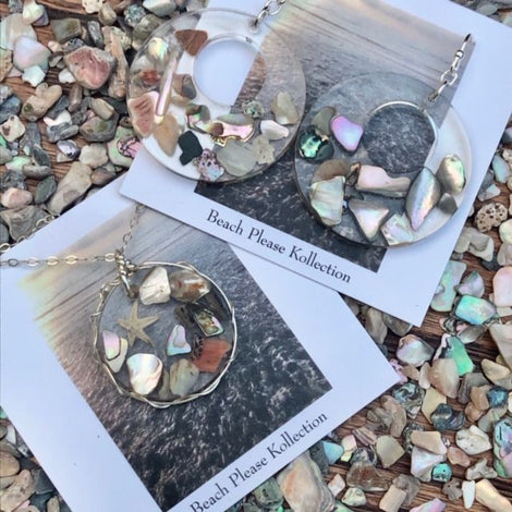 Beach Please Pendants
