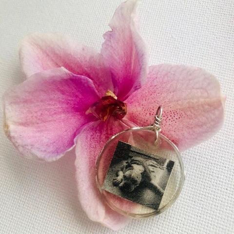 Photo Keepsake Necklace