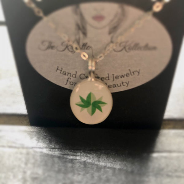 Personalized Logo Necklace