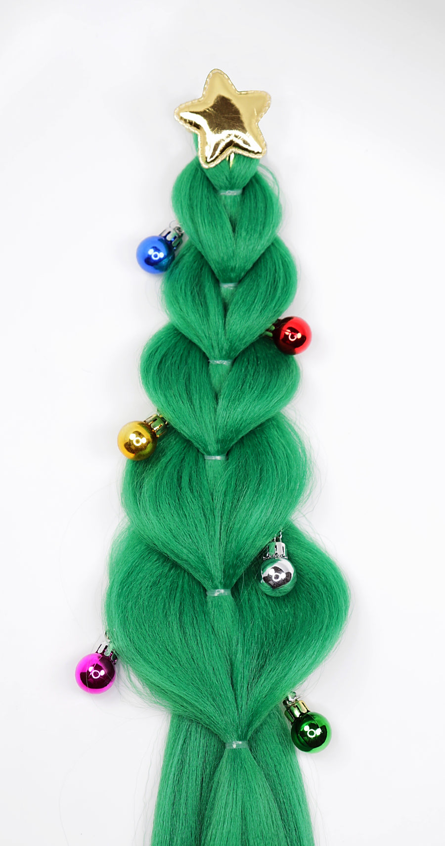 Clip-on Christmas Hair Ornaments
