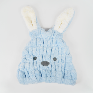 Light Blue Hare Towel
