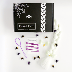 Halloween Braid Box