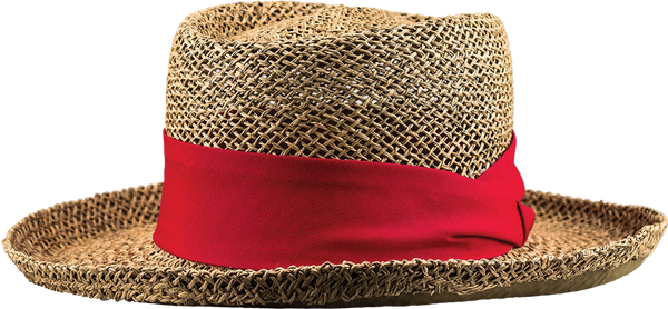 Straw Outback Hat - 4051NT