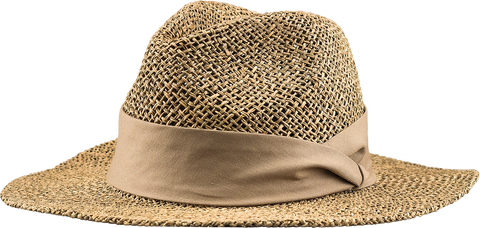 Straw Safari Hat - 4052NT