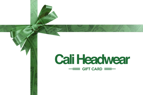 Caliheadwear Gift Card