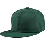 9200 6 Panel Snap Back Dark Green