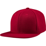 9200 6 Panel Snap Back Red