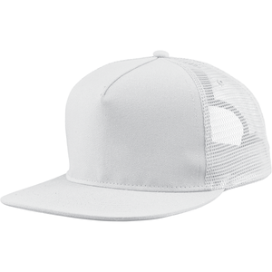 5 Panel Cotton Twill Mesh Snapback - 9255 Hats - Cali Headwear