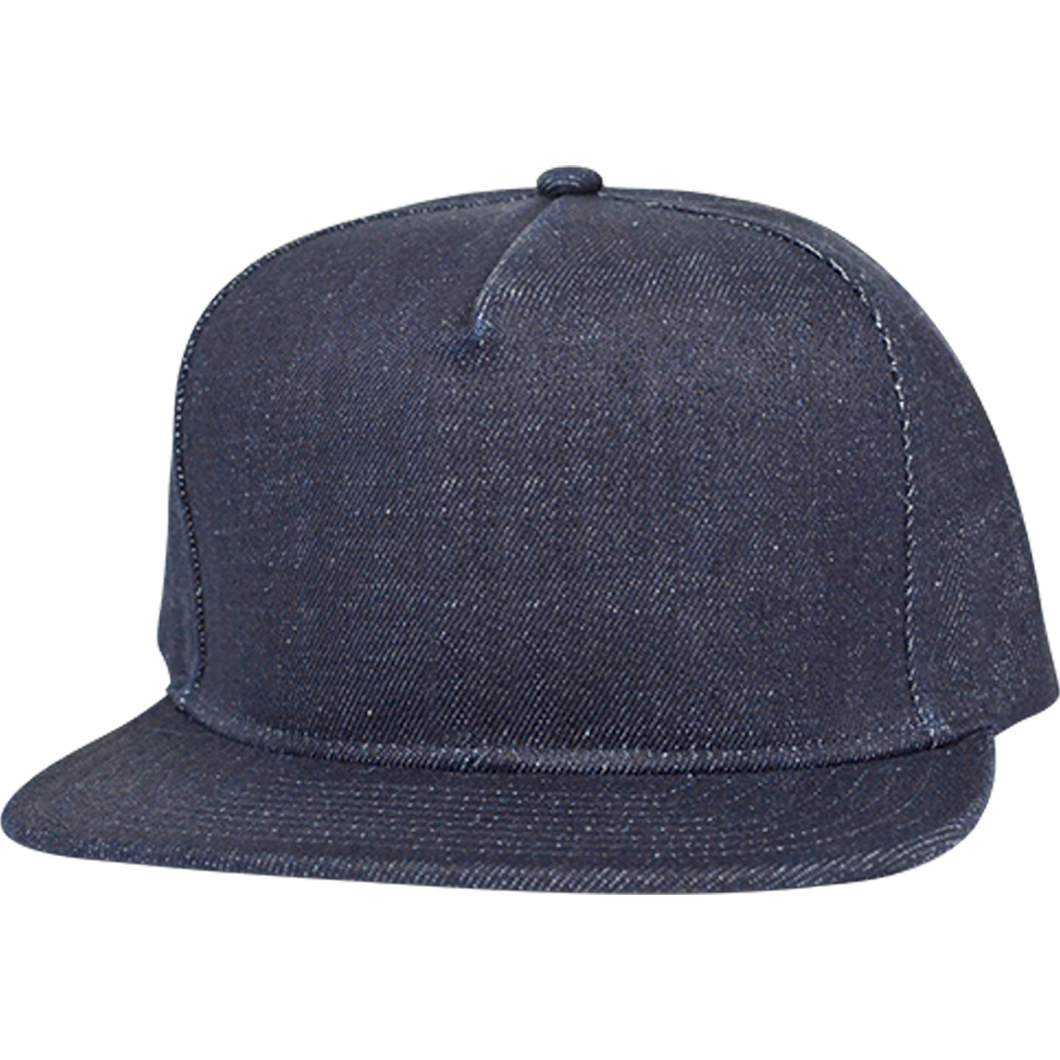 5 Panel Snapback 50/50 Hemp/Cotton - CBD5D