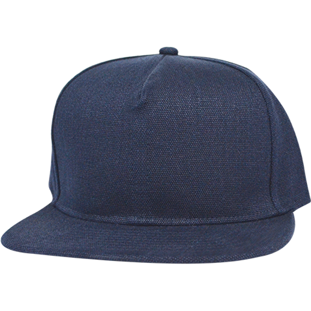 5 Panel Snapback 50/50 Hemp/Cotton - CBD5N