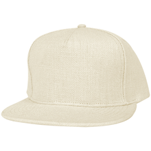Load image into Gallery viewer, 5 Panel Snapback 100% Hemp - CBD5R