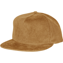 Load image into Gallery viewer, 5 Panel Soft Structured Corduroy - CRD19