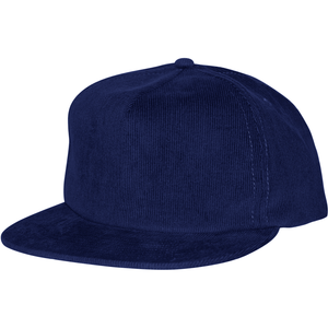 5 Panel Soft Structured Corduroy - CRD19