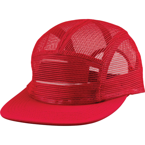 CP50M 5 Panel Mesh Camper Red